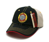 Hat Shell Aviation Gasoline Appliqued Adjustable Cap FREE SHIPPING