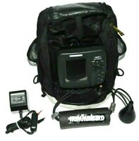 Humminbird GPS Fishfinder Model 385ci Includes Lakemaster Chip