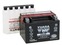 Yuasa Maintenance Free ATV/UTV Battery YTX9-BS YUAM329BS