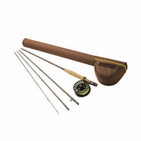 Redington 690 6 Weight Path II Outfit Combo Classic Angler Fly Fishing Rod