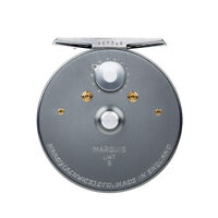 NEW HARDY MARQUIS 2/3 FLY REEL FOR #1/2/3 WEIGHT ROD MADE IN UK FREE $85 LINE