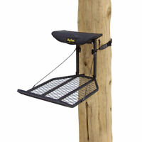 Rivers Edge Big Foot XL Hang On Extra Wide Durable Portable Hunting Tree Stand