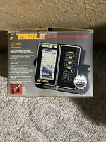 Eagle Z-7200 Fishing Depth Finder LCG Recorder Working