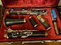 EVETTE Buffet Crampon Clarinet  Made in W. Germany Alto With Case Free Shipping
