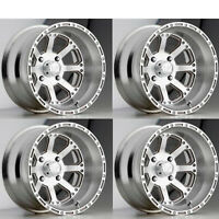Arctic Cat ATV RIMS 12x8 4/115 4+4 Forged Aluminum DOT Outback fits may models
