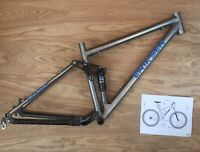 Cycling Any Time | Titanium Bike Frames Review