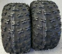 SET OF 4 ITP Holeshot ATR ATV TIRES 25x8-12 25x11-12 6ply Radials made in USA