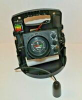 Vexilar FL-8 Fish Finder with Battery and Battery Indicator **USED**