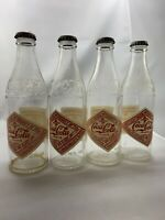 Set Of 4 Collectibles Vintage 1976 Coca Cola Commemorative Bottle Grand Opening
