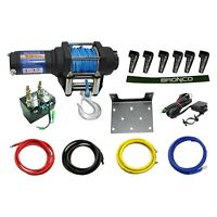 Bronco ATV Winch Accessories Kit