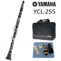 Yamaha YCL-255 | Clarinet in Bb | Silver Plated | Ideal Student Clarinet