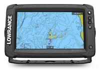 LOWRANCE ELITE-9 Ti2 COMBO ACTIVE IMGNG 3-N-1 US/CAN NAV+ CHART FISHFINDER NEW!