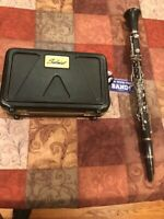 This is a Soloist clarinet by Selmer purchase new for $799.  This is an excellen