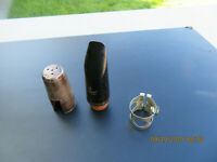 Vintage Charles Chedeville M Clarinet Mouthpiece