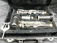 Rare Selmer Mouth piece with Paris Noblet clarinet l938 with serial #