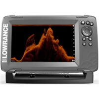 Lowrance HOOK2 7x Fishfinder GPS with SplitShot Transducer 000-14020-001