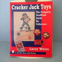 Cracker Jack Toy BOOK Guide for Collectors Larry White 1997