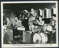 The Glass Wall '53 MUSICIANS ORCHESTRA CLARINET TRUMPET