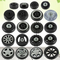Suitcase Wheels 2 Sets Luggage Suitcase Replacement Wheel Repair Tool Caster Hot