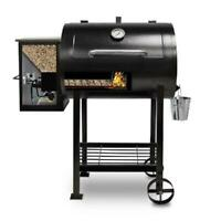 Pit Boss Wood Fired Pellet Grill with Flame Broiler 700 Sq. In. Cooking Space