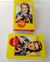 1943, Drink Coca Cola, Deck,Telephone Operator, Aircraft Spotter Cards WW2