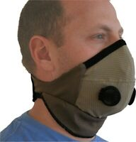 ATV-TEK ATV UTV Dust Mask Tan XL Size PSRDMXL