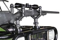 QuadBoss ATV Cushioned Gun & Bow Rack Holder CC1-QB