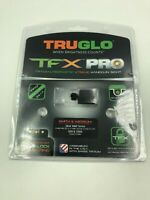 TruGlo TFX PRO S&W M&P/SD9/SD40/Shield/Shield 2.0 XTREME Sight Set-TG13MP1PC