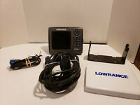 Lowrance HDS 5 Gen 2 Lake Insight  Transducer Gimbal Knobs Sunscreen Power Cord