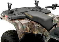 Moose Black FlexGrip UTV ATV Side by Side Single Gun & Bow Rack for Polaris