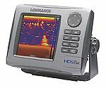 Lowrance HDS-5x Gen2 Fishfinder - Head Unit Only