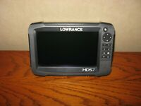 Lowrance HDS 7 Gen 3 Touch Insight