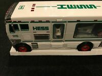 Hess 2018 Toy Truck - RV with ATV and Motorbike NEW IN BOX