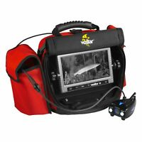 Vexilar Fish Scout Double-Vision Fishfinder, Color/BW Underwater Cam and: FS800