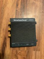 Lowrance StructureScan LSS-1 Module Only No Cables Excellent Condition