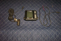 Eagle FishEasy Fishfinder Fish Easy Lowrance graph locater finder