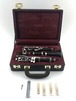 *PRE-OWNED* Buffet Crampon & Cie A Paris Bb Wood Clarinet Made In Germany