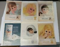 Vintage Northern Paper Company Print Ad lot of 6 Free Shipping Great Condition