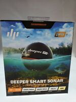 Deeper DP1H10S10 Pro GPS Wi-fi Wireless Smart Sonar Fish Finder (NEW)