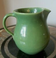 Vintage Green Cornelison Bybee Pottery Pitcher Kentucky