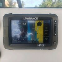 Lowrance HDS 7 Gen 2 Touch Fishfinder GPS Multifunction Display