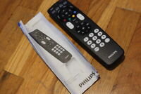 srp4004 27 for Philips universal remote control tv satdtv dvd video MANUAL $11.95