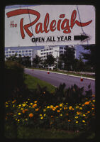 Photo of Raleigh sign amp; facade South Fallsburg New York 1978 c2