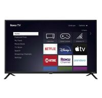 Element 43quot; Class 4K Ultra HD Roku Smart TV E4AA43R T $239.99