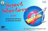 Smart Starters Math : Motivational Exercises to Stimulate the Brain Perfect $6.71