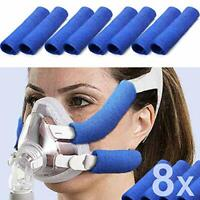8 Pack CPAP Headgear Strap Covers Universal and Reusable CPAP Strap Covers $21.99