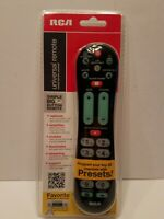 RCA Universal Remote RCRPS02GR New Sealed $9.97
