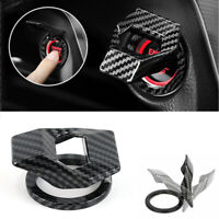 Universal Fire Missile Eject Button Car Cigarette Lighter Cover Accessories 1pc $6.05