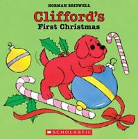Clifford#x27;s First Christmas $6.05