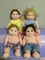 4 Different Ty Beanie Kids New with Tags Multiples Available